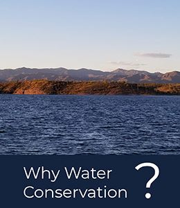 Why Water Conservation